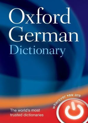 Oxford German Dictionary | Dodax.ch
