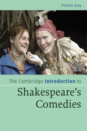 The Cambridge Introduction to Shakespeare's Comedies | Dodax.pl