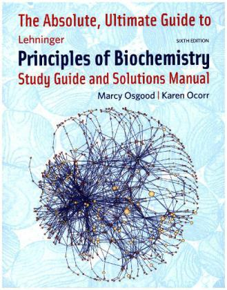 Absolute Ultimate Guide to Lehninger Principles of Biochemistry | Dodax.ch