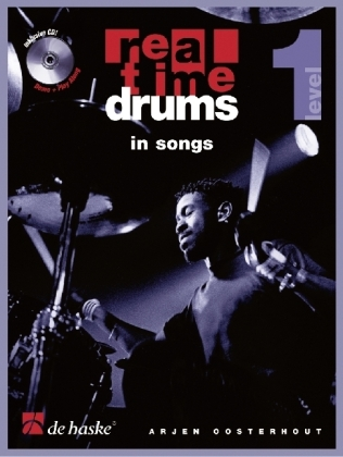 Real Time Drums in Songs, m. Audio-CD | Dodax.at