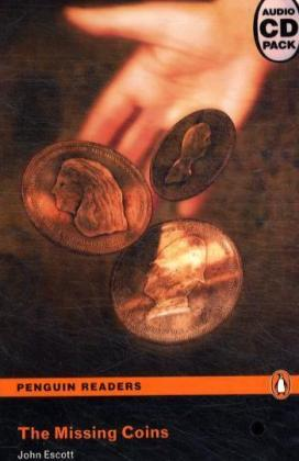 The Missing Coins, w. Audio-CD   Dodax.pl