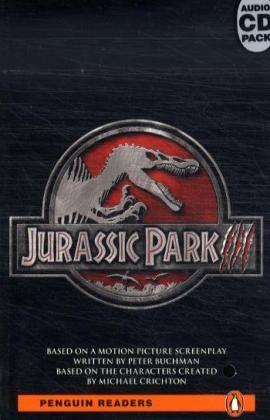 Jurassic Park III, w. MP3-CD | Dodax.pl