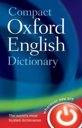 Compact Oxford English Dictionary (of Current English) | Dodax.pl