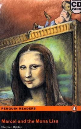 Marcel and the Mona Lisa, w. Audio-CD | Dodax.at