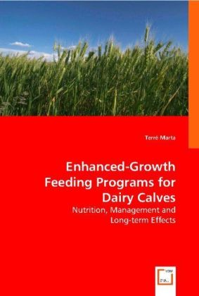 Enhanced-growth feeding programs for dairy calves | Dodax.pl
