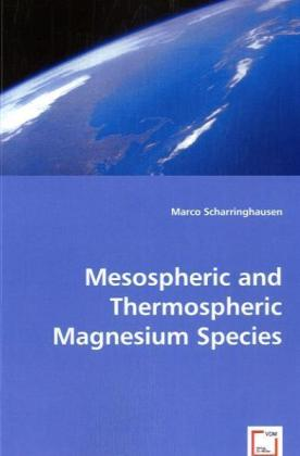 Mesospheric and Thermospheric Magnesium Species | Dodax.de
