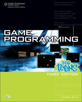 Game Programming for Teens | Dodax.at