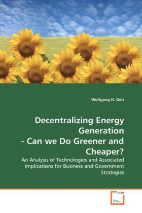 Decentralizing Energy Generation - Can we Do Greener and Cheaper? | Dodax.it