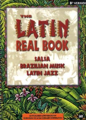 The Latin Real Book, Bb Version | Dodax.ch