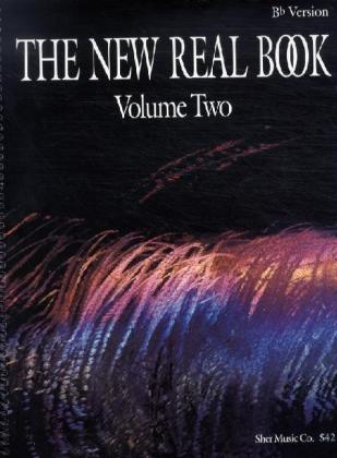 The New Real Book, Bb Version. Vol.2 | Dodax.ch
