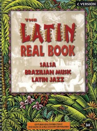 The Latin Real Book, C Version | Dodax.ch
