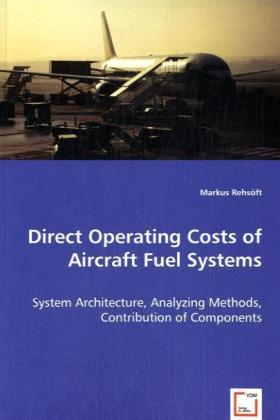 Direct Operating Costs of Aircraft Fuel Systems | Dodax.pl