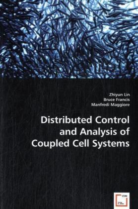Distributed Control and Analysis of Coupled Cell Systems | Dodax.ch