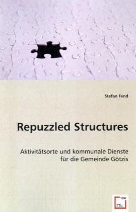 Repuzzled Structures | Dodax.at