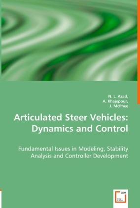 Articulated Steer Vehicles: Dynamics and Control | Dodax.ch