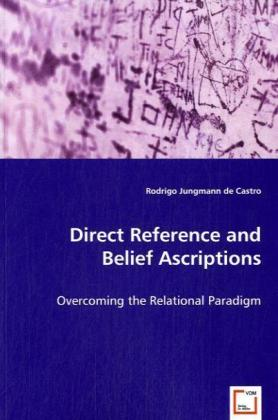 Direct Reference and Belief Ascriptions | Dodax.pl