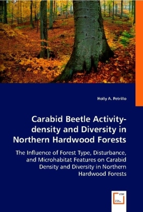 Carabid Beetle Activity-density and Diversity in Northern Hardwood Forests | Dodax.pl