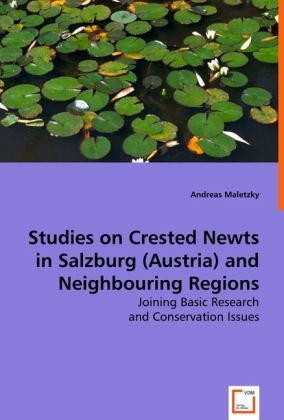 Studies on Crested Newts in Salzburg (Austria) and Neighbouring Regions | Dodax.pl