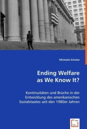 Ending Welfare as We Know It?   Dodax.ch