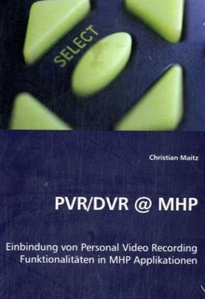 Image of PVR/DVR @ MHP