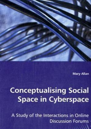 Conceptualising Social Space in Cyberspace | Dodax.fr