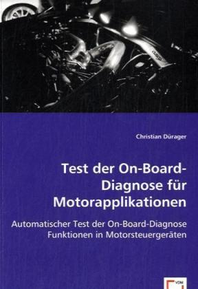 Image of Test der On-Board-Diagnose für Motorapplikationen