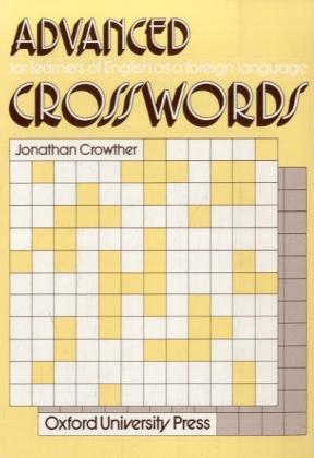 Advanced Crosswords | Dodax.pl