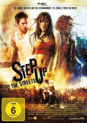 Step Up to the Streets, 1 DVD | Dodax.at