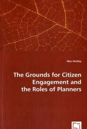 The Grounds for Citizen Engagement and the Roles of Planners | Dodax.pl