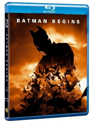 Batman Begins, 1 Blu-ray | Dodax.de