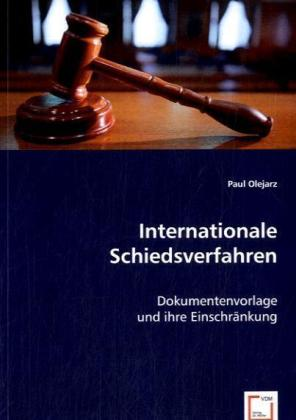 Internationale Schiedsverfahren | Dodax.pl