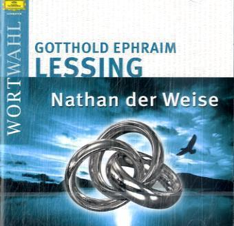 Nathan der Weise, 2 Audio-CDs | Dodax.at