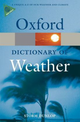 Dictionary of Weather | Dodax.ch