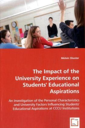 The Impact of the University Experience on Students' Educational Aspirations | Dodax.ch