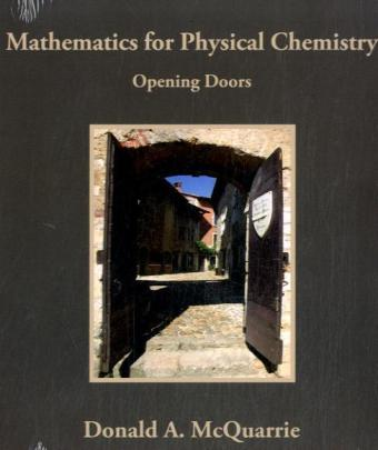 Mathematics for Physical Chemistry: Opening Doors | Dodax.ch