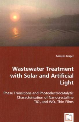 Wastewater Treatment with Solar and Artificial Light | Dodax.pl