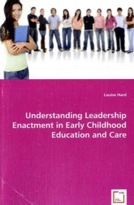 Understanding Leadership Enactment in Early Childhood Education and Care | Dodax.de