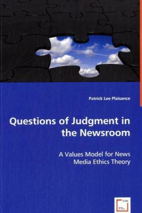 Questions of Judgment in the Newsroom   Dodax.pl
