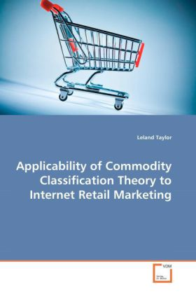 Applicability of Commodity Classification Theory to Internet Retail Marketing | Dodax.de
