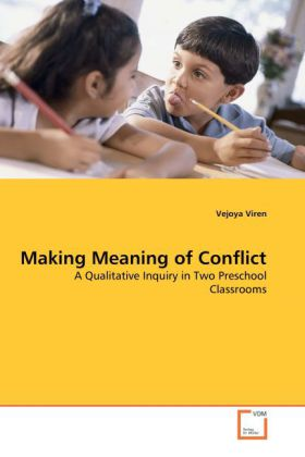 Making Meaning of Conflict | Dodax.de