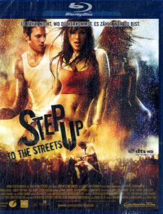 Step Up to the Streets, 1 Blu-ray, deutsche u. englische Version | Dodax.co.jp
