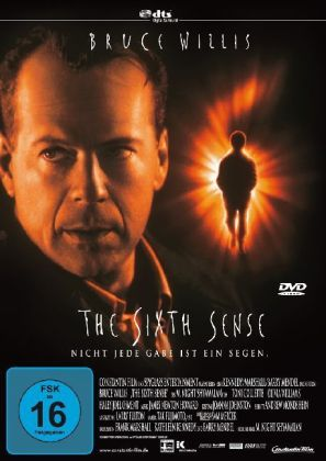 The Sixth Sense, 1 DVD, deutsche u. englische Version | Dodax.ch