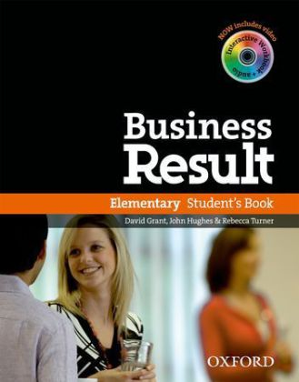 Business Result: Elementary: Student's Book with DVD-ROM and Online Workbook Pack | Dodax.at