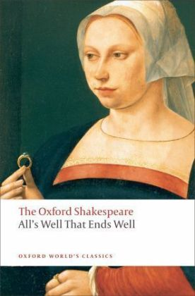 All's Well that Ends Well: The Oxford Shakespeare | Dodax.pl