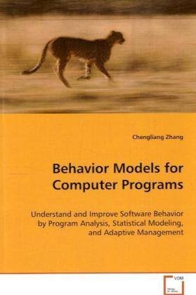 Behavior Models for Computer Programs | Dodax.at
