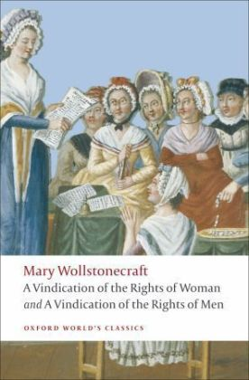 A Vindication of the Rights of Woman and A Vindication of the Rights of Men | Dodax.at