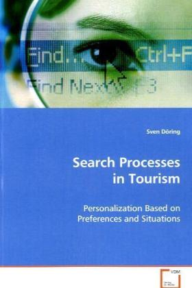 Search Processes in Tourism | Dodax.ch