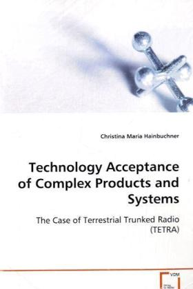 Technology Acceptance of Complex Products and Systems | Dodax.at