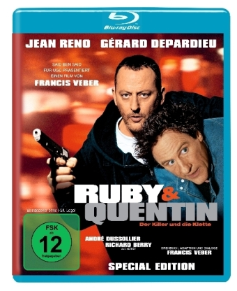 Ruby & Quentin, 1 Blu-ray (Special Edition) | Dodax.it