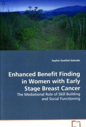 Enhanced Benefit Finding in Women with Early Stage Breast Cancer | Dodax.de
